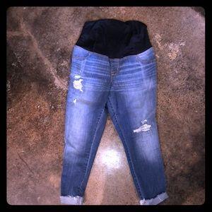 Maternity Jeans - size 14